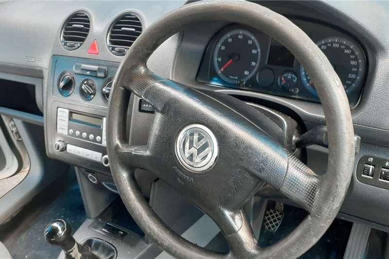 Used 2006 VW Caddy 1.6 panel van