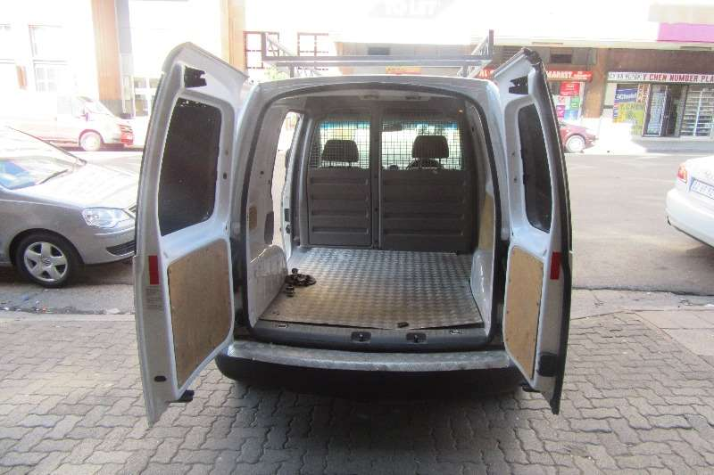 VW Caddy 1.6 panel van 2007