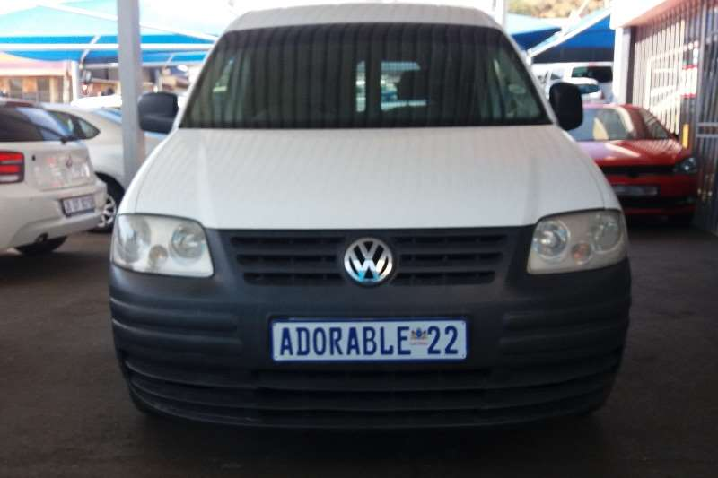 VW Caddy 1.6 panel van 2007