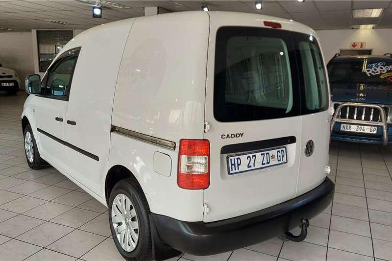 Used 2007 VW Caddy 1.6 panel van