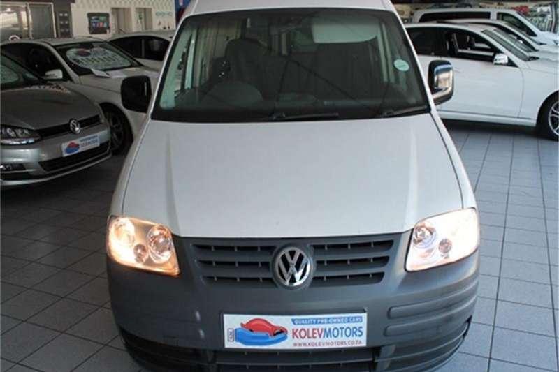 VW Caddy 1.6 panel van 2008