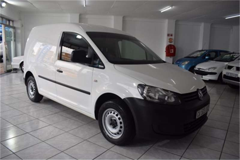 VW Caddy 1.6 panel van 2011