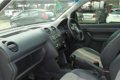 VW Caddy 1.6 panel van 2011