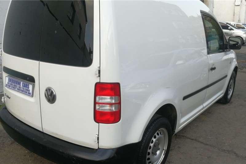 Used 2011 VW Caddy 1.6 panel van