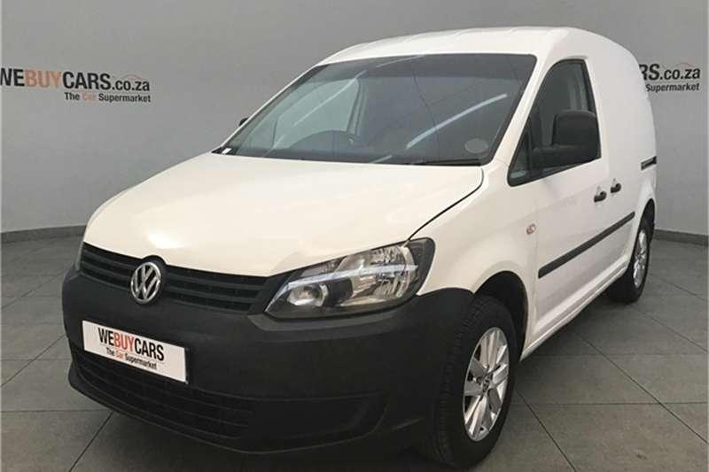 VW Caddy 1.6 panel van 2012