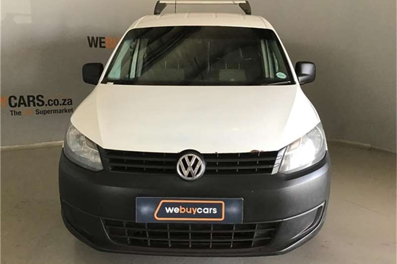 VW Caddy 1.6 panel van 2012