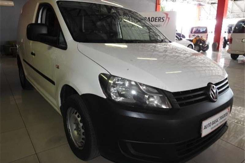 Used 2012 VW Caddy 1.6 panel van