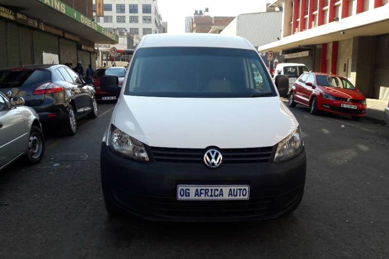 VW Caddy 1.6 panel van 2013