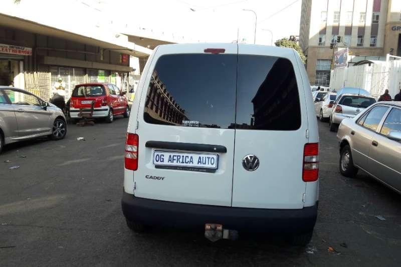 VW Caddy 1.6 panel van 2013