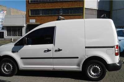 Used 2013 VW Caddy 1.6 panel van