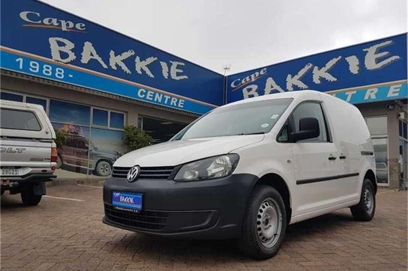 VW Caddy 1.6 panel van 2014