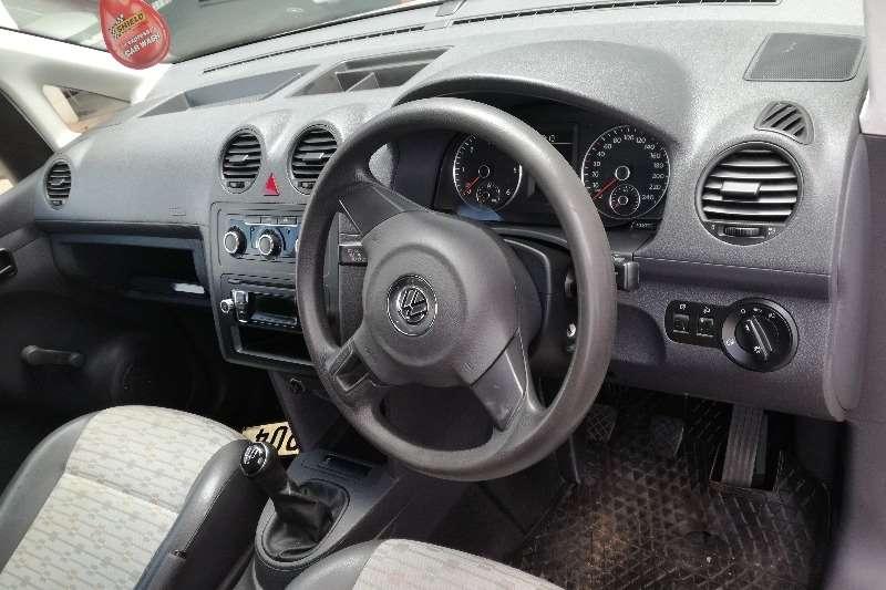 VW Caddy 1.6 panel van 2014