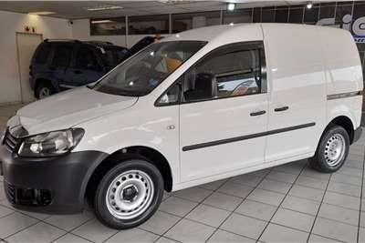 Used 2014 VW Caddy 1.6 panel van