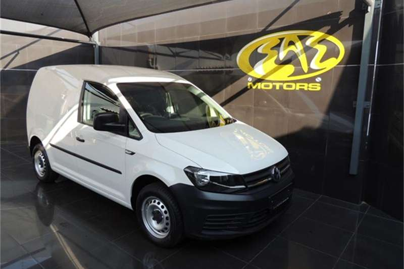 VW Caddy 1.6 panel van 2016