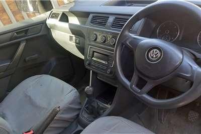 Used 2016 VW Caddy 1.6 panel van