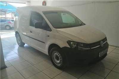 VW Caddy 1.6 panel van 2017