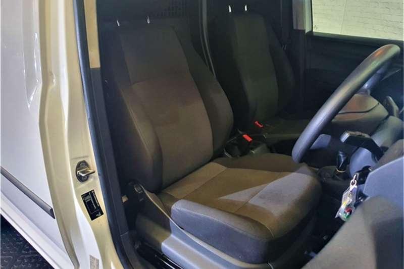 Used 2017 VW Caddy 1.6 panel van
