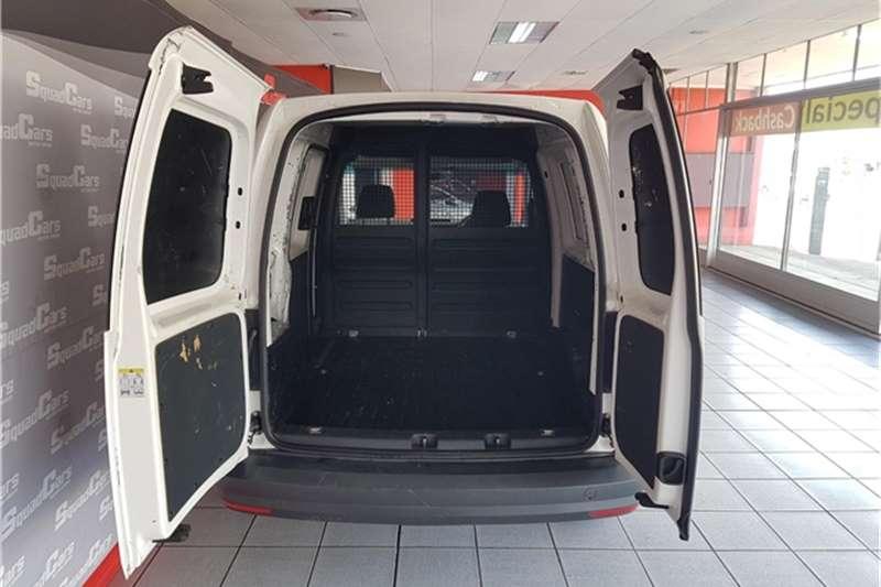 2018 VW Caddy Caddy 1.6 panel van