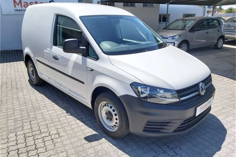 VW Caddy 1.6 panel van 2019