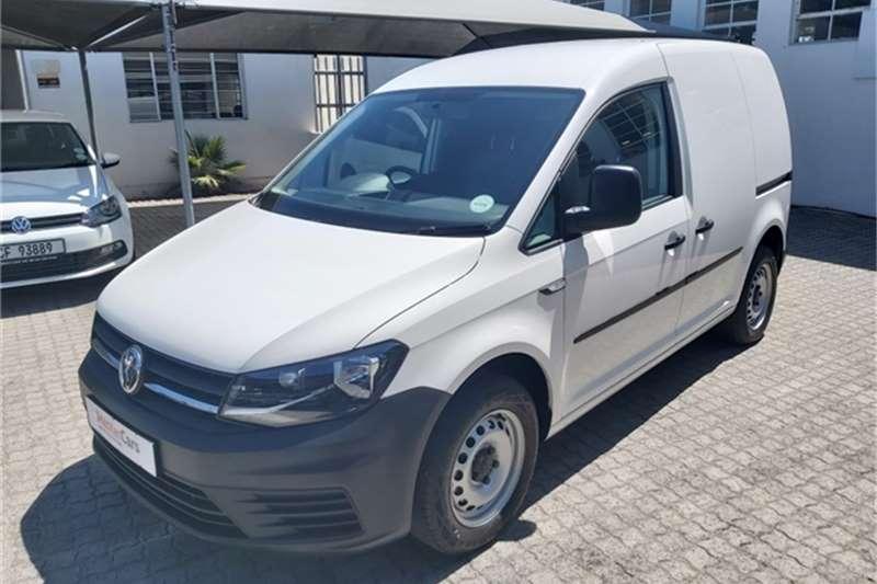 VW Caddy 1.6 panel van 2019