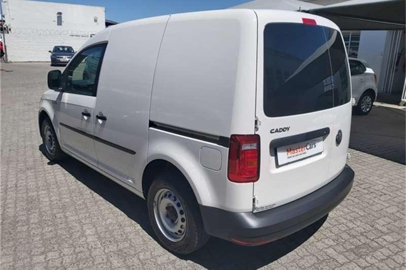 VW Caddy 1.6 panel van 2020