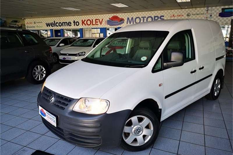 VW Caddy 1.6 Trendline 2008
