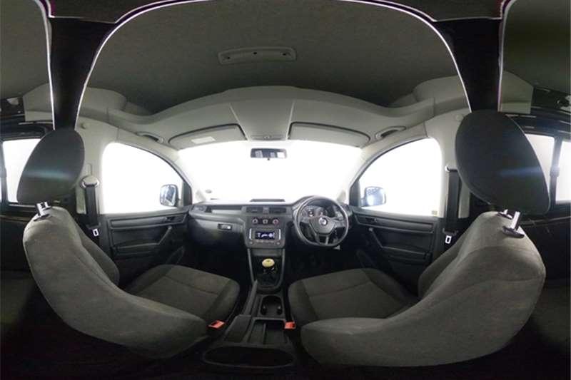 2016 VW Caddy Caddy 1.6 Trendline