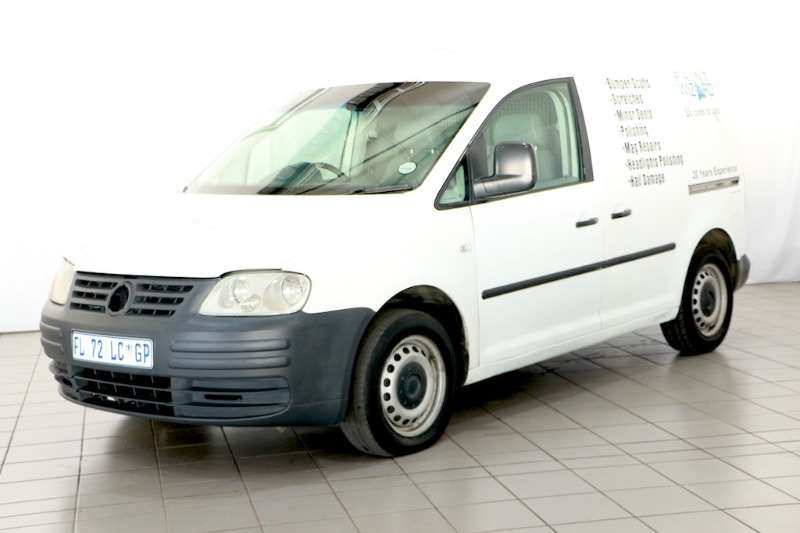 2006 VW Caddy