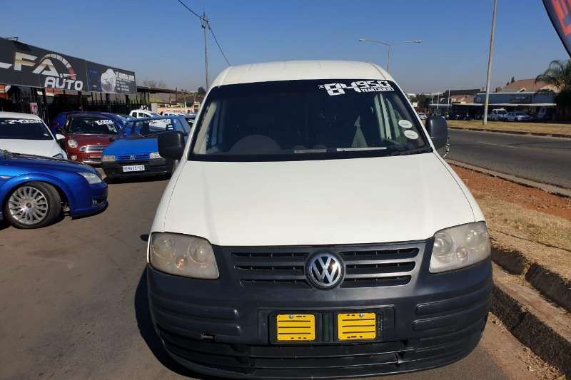VW Caddy 1.9TDI 2008