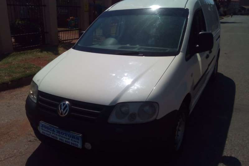 VW Caddy 1.9TDI 2010