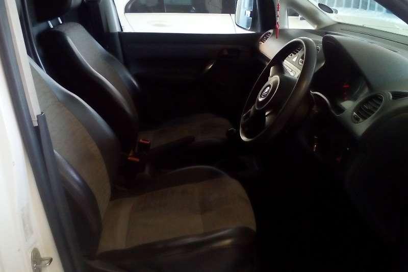 2013 VW Caddy Caddy 1.9TDI