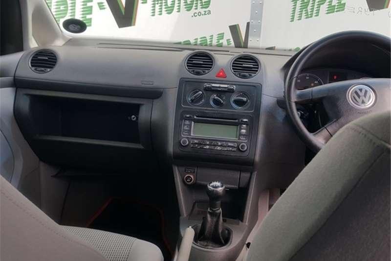 VW Caddy 1.9TDI Life 2004