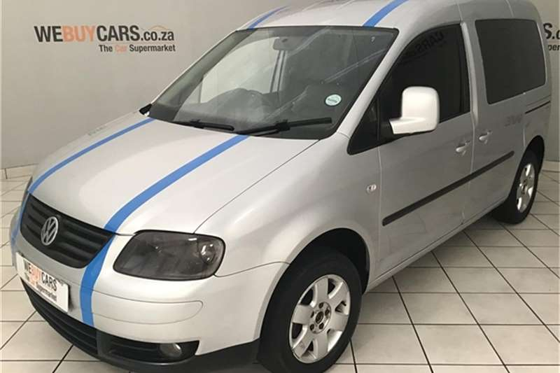 VW Caddy 1.9TDI Life 2007