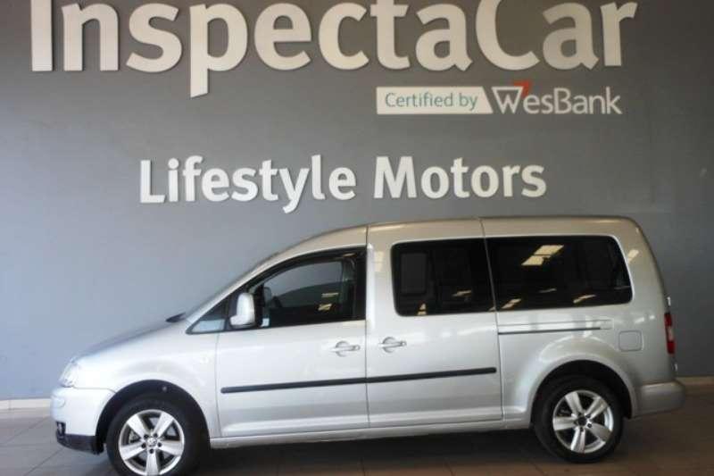 VW Caddy 1.9TDI Maxi Life 2010