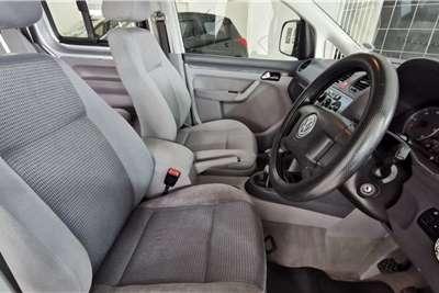 2005 VW Caddy Caddy 1.9TDI panel van