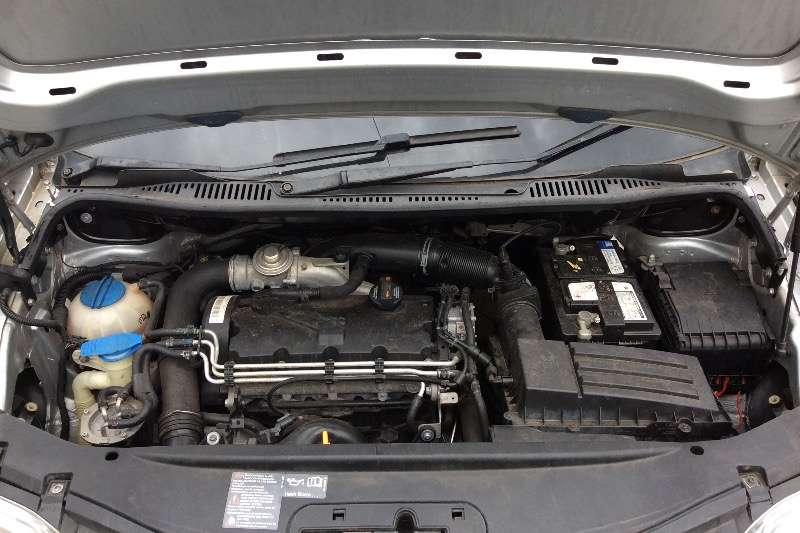VW Caddy 1.9TDI panel van 2008