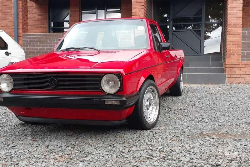 Used 1987 VW Caddy