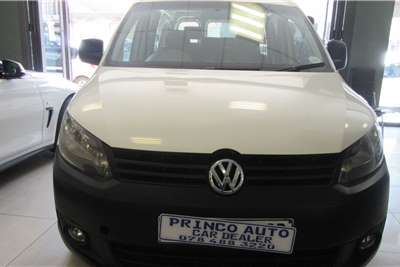 VW Caddy 2.0 2013