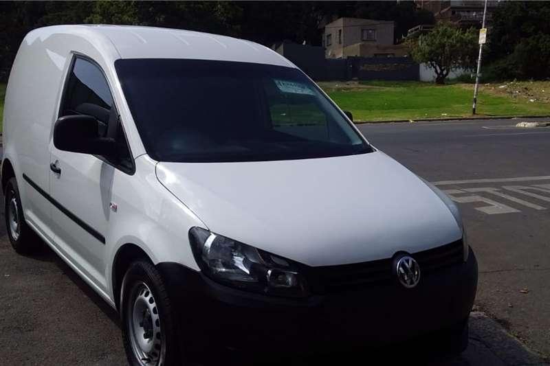 Used 2015 VW Caddy 2.0TDI crew bus