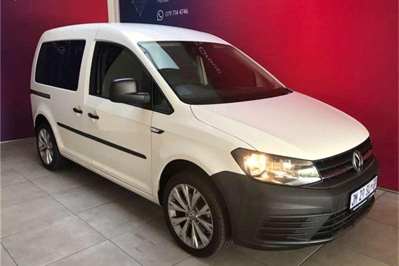 VW Caddy 2.0TDI crew bus 2020