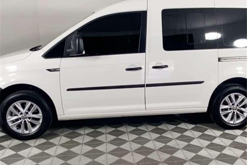 2020 VW Caddy Caddy 2.0TDI crew bus