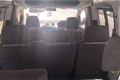 VW Caddy 2.0TDI Maxi crew bus 7 seat 2013