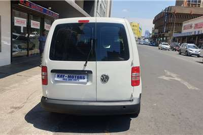 VW Caddy 2.0TDI Maxi crew bus 7 seat 2013