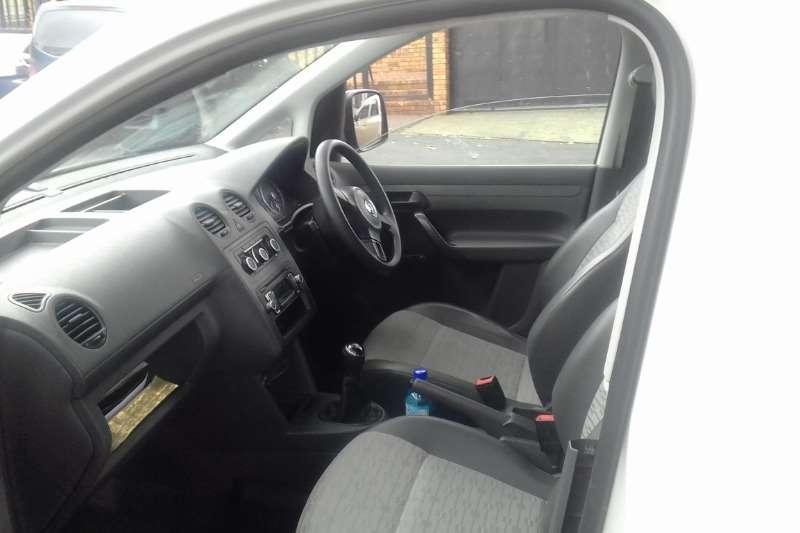 Used 2013 VW Caddy 2.0TDI Maxi panel van