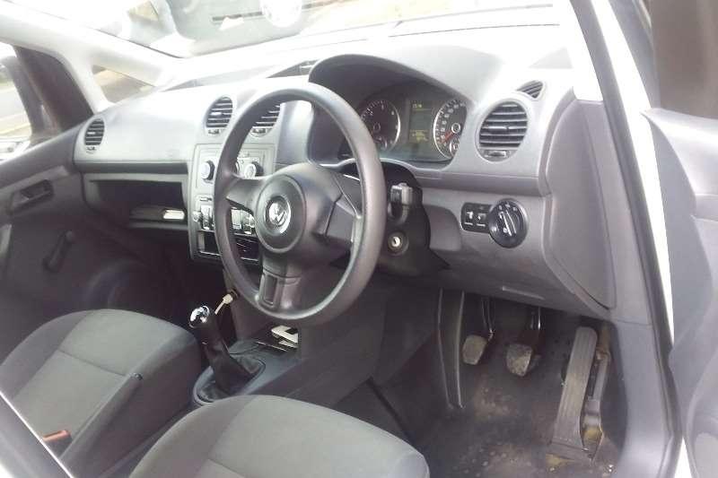VW Caddy 2.0TDI Maxi panel van 2015