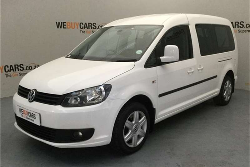 VW Caddy 2.0TDI Maxi Trendline 2012