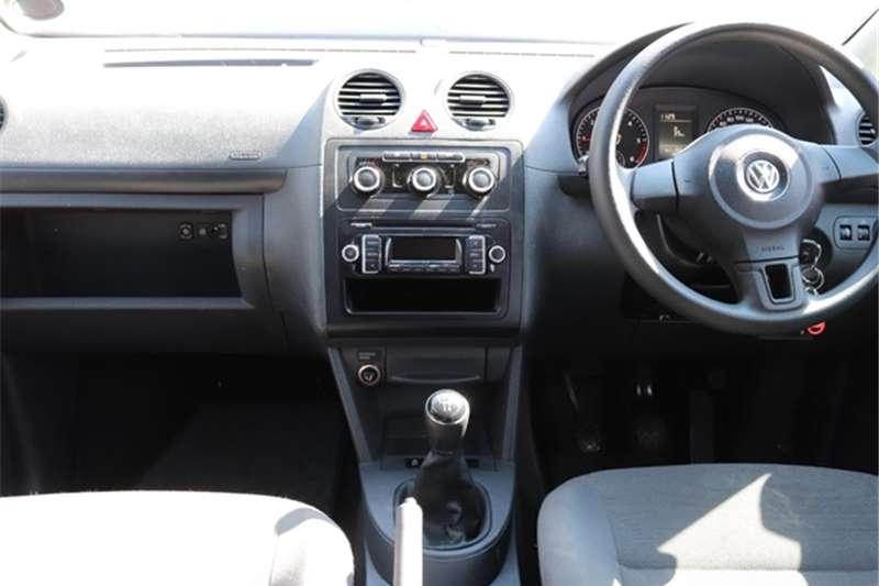 Used 2015 VW Caddy 2.0TDI Maxi Trendline