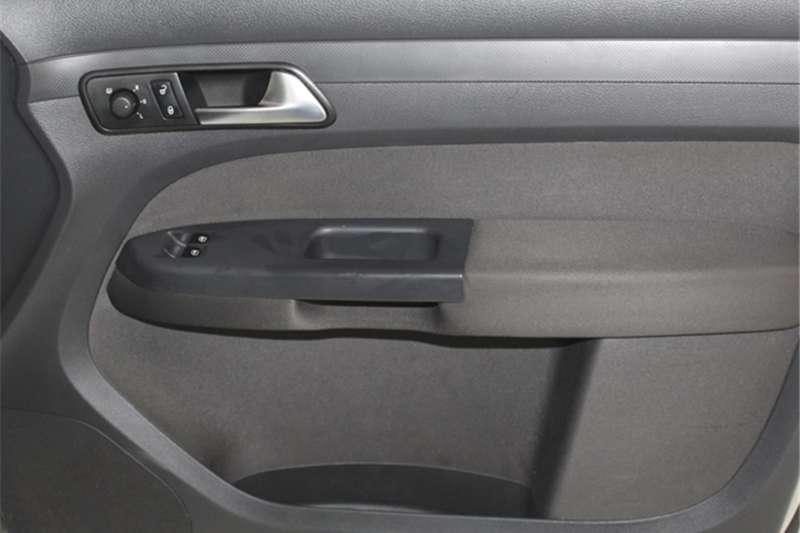 VW Caddy 2.0TDI Maxi Trendline auto 2013