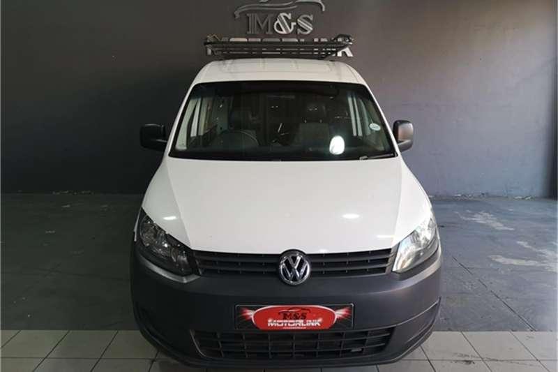 VW Caddy 2.0TDI panel van 2014