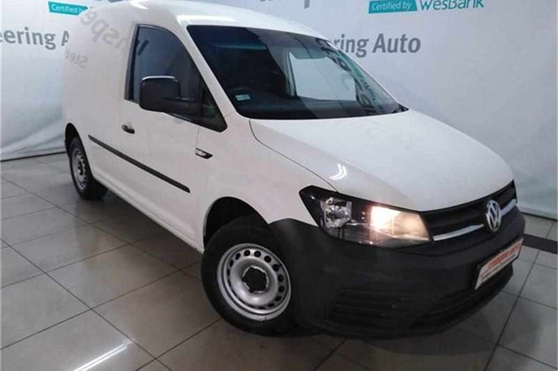 VW Caddy 2.0TDI panel van 2016
